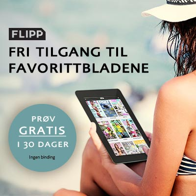 Flipp magasiner gratis.