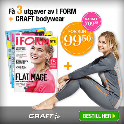i FORM + Craft bodywear.